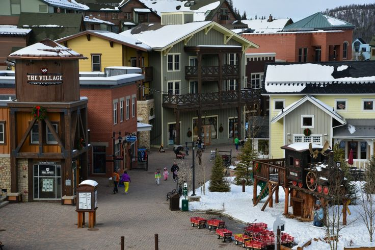 The Village at the Winter Park Resort (Winter Park, CO)