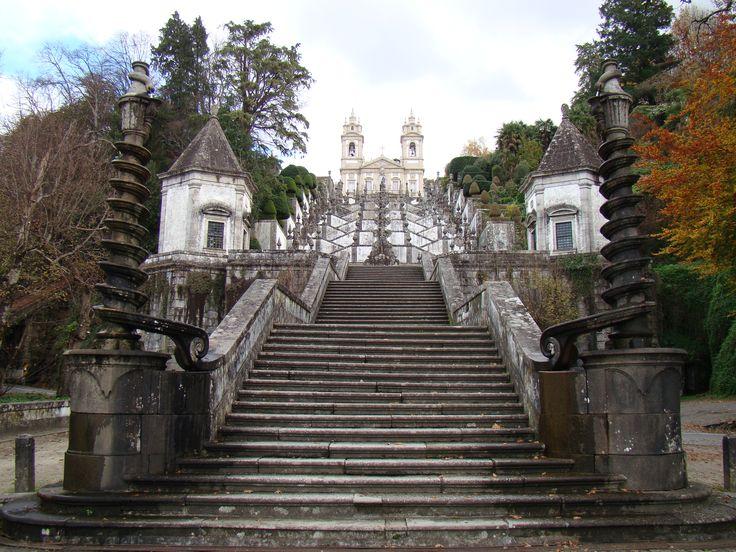 Bom jesus de Braga, Portugal