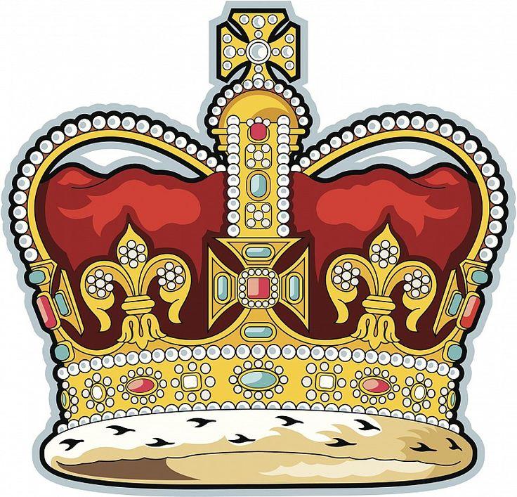 královské korunovační klenoty omalovánka - Hledat Googlem