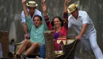 In episode 7, only five of the Bachelorette season 9 men remain.  They include Brooks Forester, Chris Siegfried, Drew Kenney, Michael Garofola and Zak Waddell.  The remaining guys and Desiree travel to Madeira Island, Portugal. Monte, Carro de Cestos.