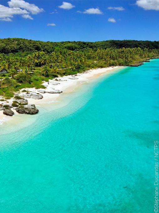 Nouvelle Calédonie : Les îles Loyauté, perles du Pacifique - Plage de Peng, Lifou (Peng Beach, Lifou, New Caledonia)