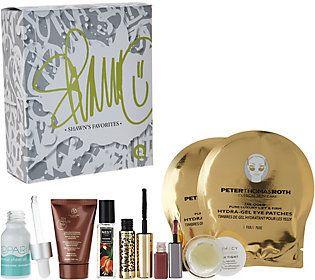 QVC Beauty Box QVC Beauty Shawn's Favorites 7-piece Collection