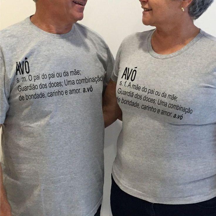 Conte para nós qual palavra define seu vô ou sua vó! . . . #vovó #vovô #avós #amominhavó #familia #gratidão #vida #amordevó #vocoruja