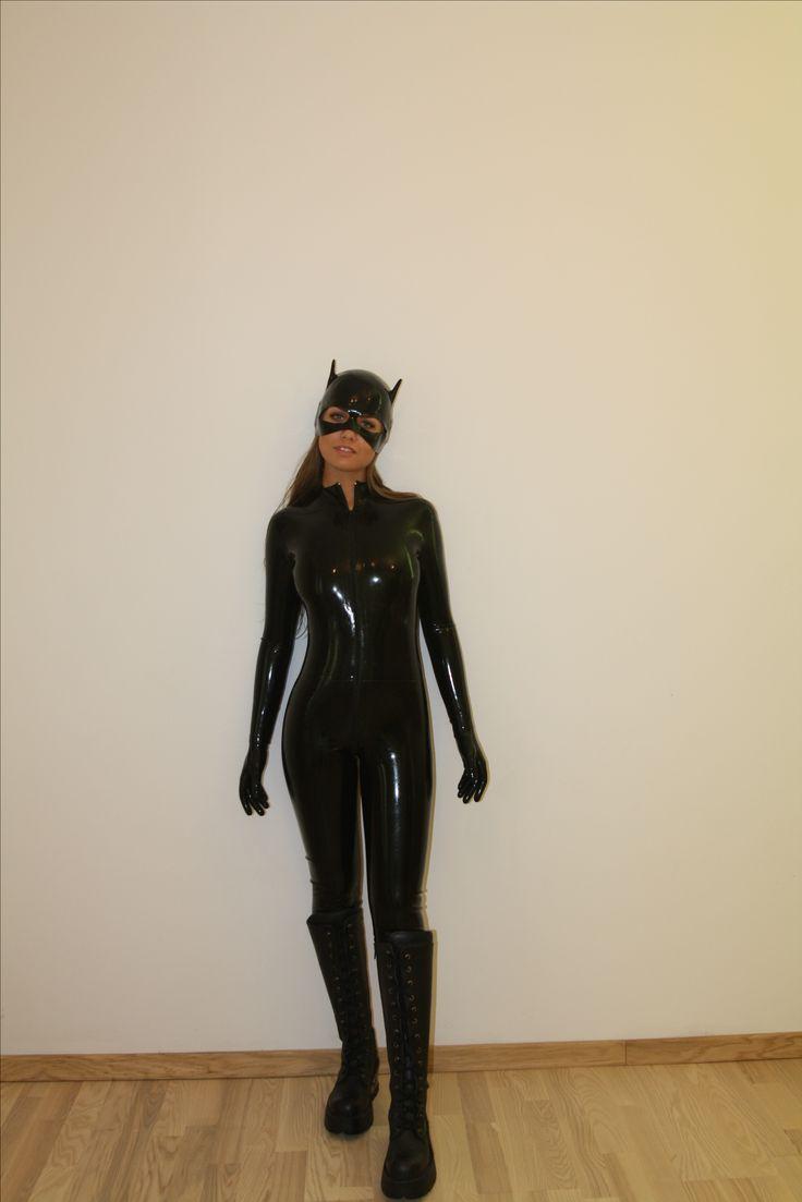 catsuit latex