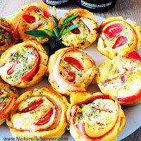 Naturally SAVEUR - Food and Cooking at Home #saveur #food #cooking #baking #quiche #eggs #bacon