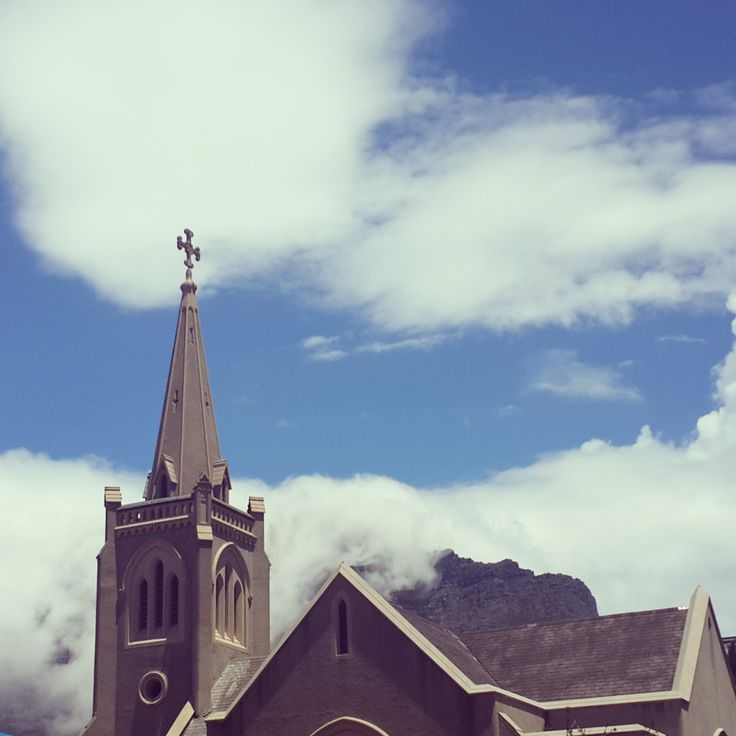 St. Martini Church - at the top of Long Street. Cape Town, South Africa. (Photo: N.Martin)