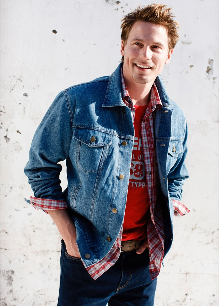 9 best Dressin Badass images on Pinterest | Denim jackets, Jean ...