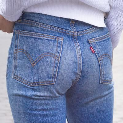 8 Revelations I Had While Wearing Kylie Jenner's Wedgie Jeans