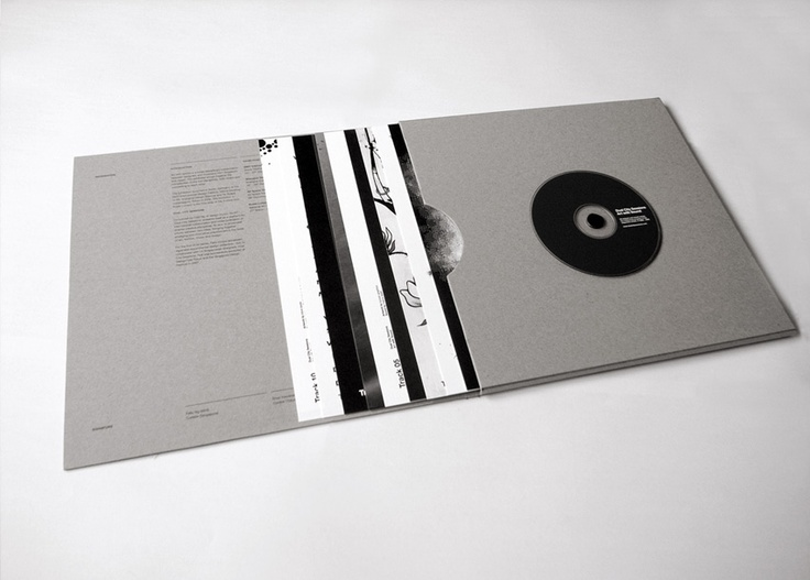 Hmmmm...this Would Be A Great Portfolio Idea. Cd DesignBook DesignGraphic  ...