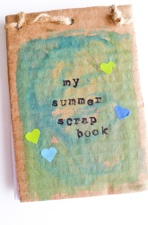 Fourth Grade Summer Activities: Make a Scrapbook! Turn those long summer days into a memorable project by inviting your child to create a summer scrapbook! She can write poems, include pictures and share all her special summer memories! (pdf)