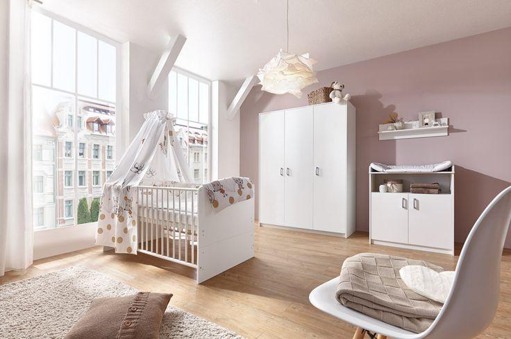 Schardt Kinderzimmer Classic White