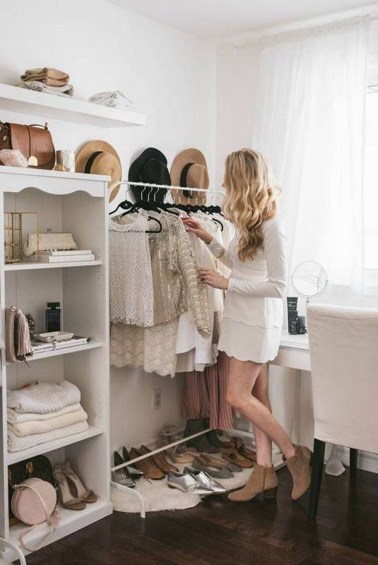 Good 35 Spare Bedrooms That Turned Into Dream Closets