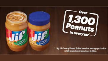 Jif Peanut Butter Canada Coupon on http://www.canadafreebies.ca/