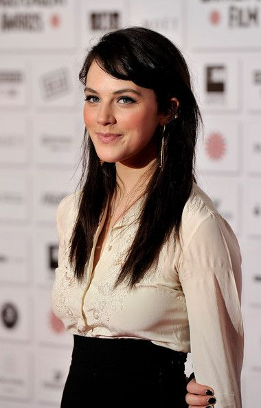 Jessica Brown-Findlay (or Lady Sybil, as I much prefer:)...I've just never seen her ever look bad!