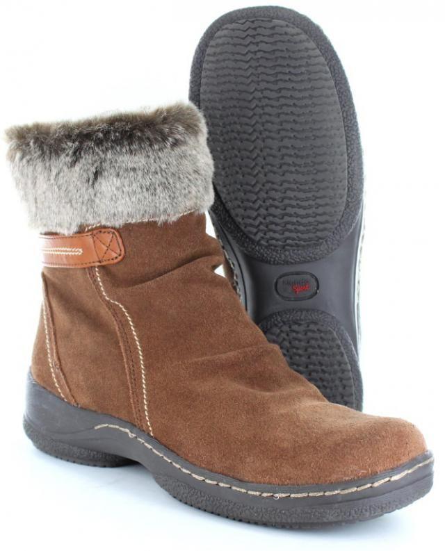 Factory Shoe Online : Women > Winter and Hiking - Blondo Bernadine WIDE WP  Rust