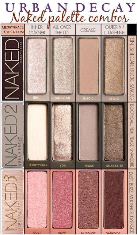 #nakedpalette #urbandecay #sephora #makeup #eyeshadow #palette #make-up
