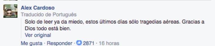 El tenso video de la cantante Xuxa cuando el avión en el que viajaba fue golpeado por un rayo