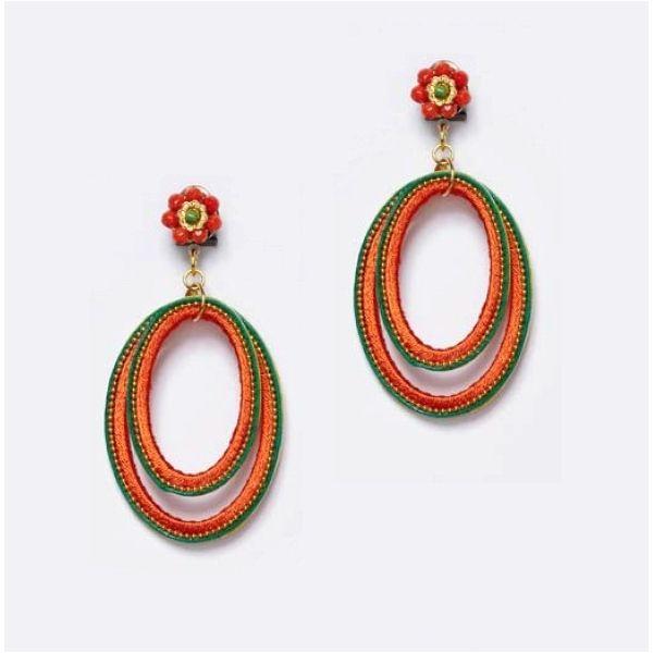 Pendientes de flamenca | Complentos Azaranda (4) - Azaranda Complementos