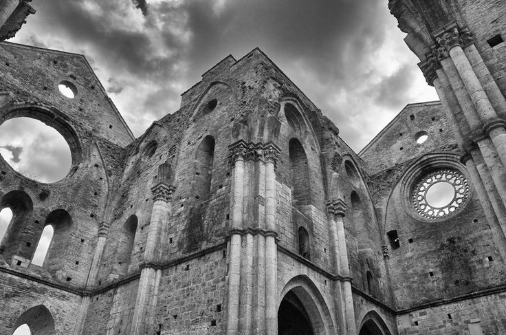 San Galgano by Sergio Battista on 500px