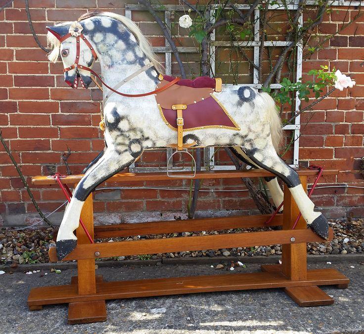 Rocking Horse Restoration.