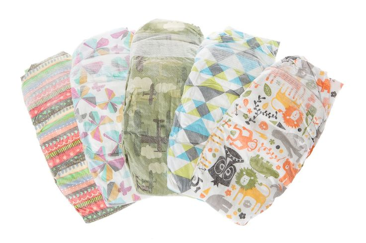 Natural & Absorbent Disposable Diapers | The Honest Company - for when we need to use disposables