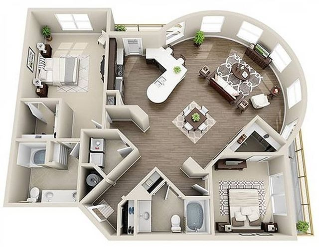 Yes Or No Architecture Architects Homedecor Homedesign Interior Interiorforyou Livingroom Bathroom Kit Sims House Plans Home Design Plans House Plans