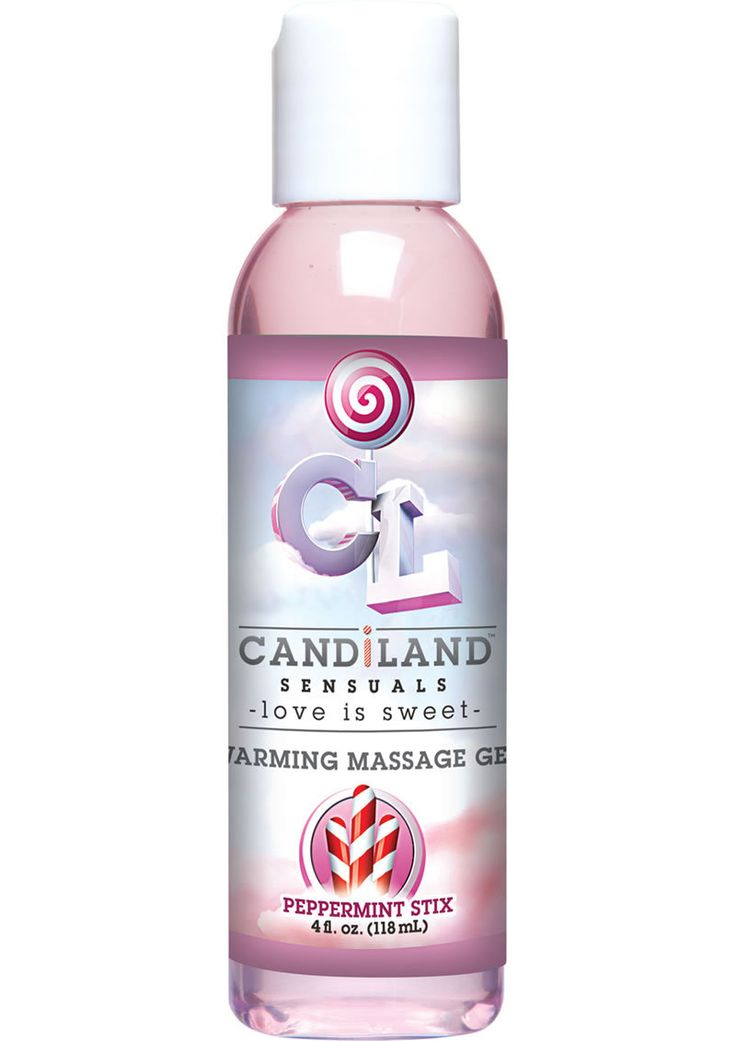 Buy Candiland Sensuals Flavored Warming Massage Gel Peppermint 4 Ounce online cheap. SALE! $16.49