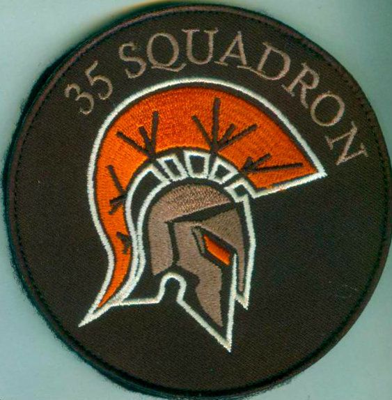 Defence Gifts - 35 Sqn RAAF Uniform Patch  , $5.00 (http://www.defencegifts.com.au/35-sqn-raaf-uniform-patch/)
