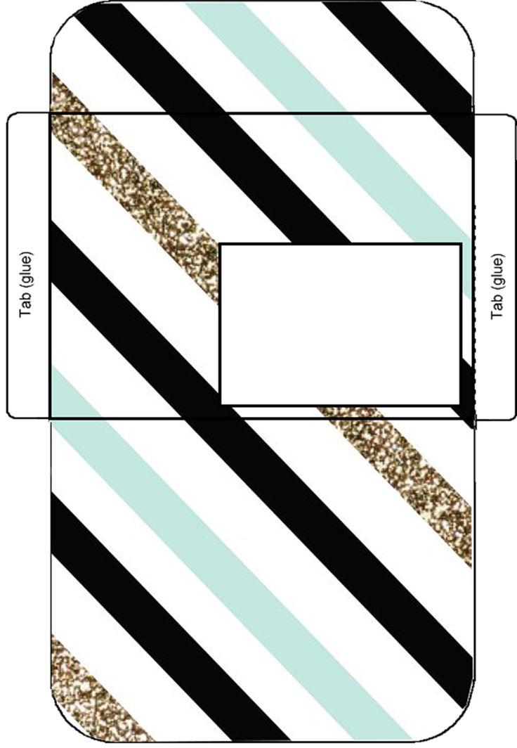 Envelope printables,handmade envelopes