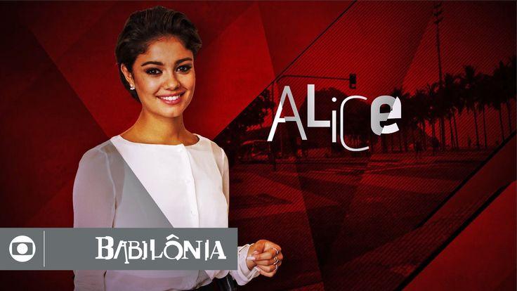 Babilônia: Alice é filha da controladora Inês na novela da Globo