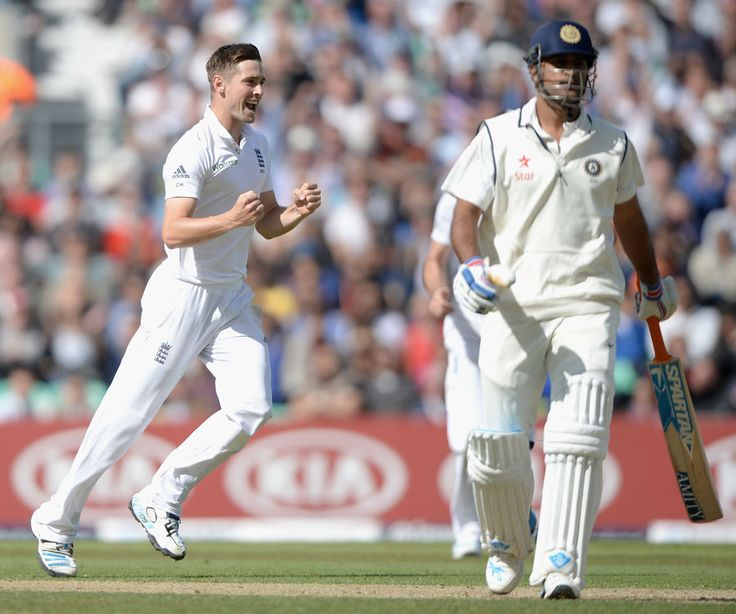 England Vs India fifth #testseries Report