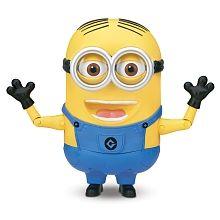 Despicable Me 2 - Minion Dave Talking Action Figure