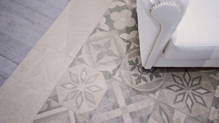 Les motifs carreaux de ciment font leur grand retour  Saint maclou ...