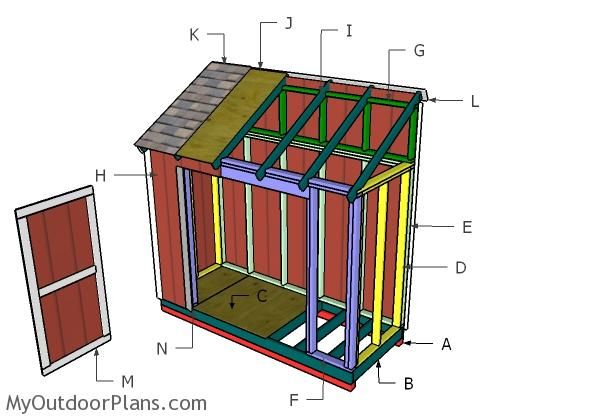 Do It Yourself Home Design: Outdoor Shed Plans Free