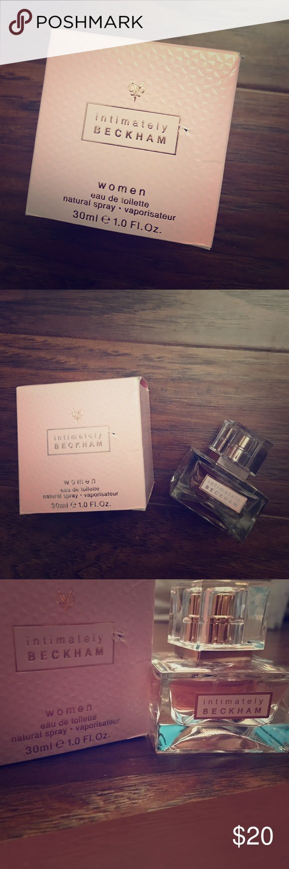 """Victoria Beckham - Perfume """"intimately"""" brand new in box! 30ml, 1.0 fl oz. LMK if you have any questions. Thanks!😊😘 Victoria Beckham Other"""
