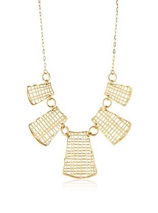 49% OFF T Tahari Mesh Station Necklace
