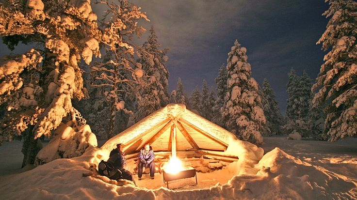 Cross-country – Skiing with Feeling | VisitFinland.com