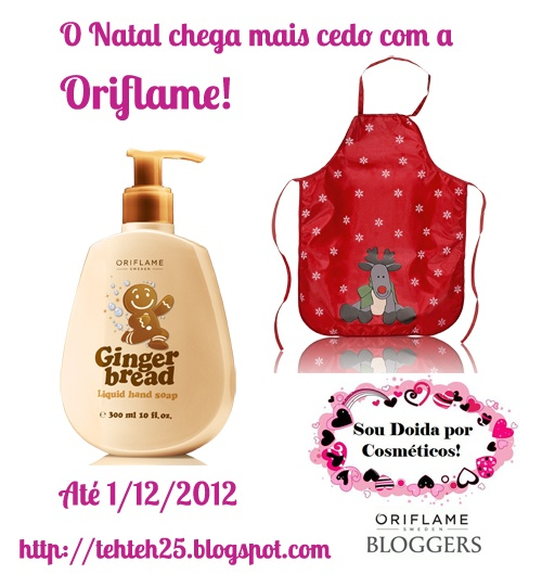 Giveaway! - Portugal residents only - http://tehteh25.blogspot.pt/2012/11/o-natal-chega-mais-cedo-com-oriflame.html