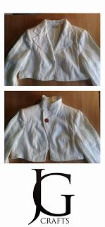 JG Crafts: Mao Jacket