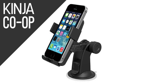 It was a hard-fought victory, but the iOttie One Touch crowns your dashboards as the Best Smartphone Car Mount.