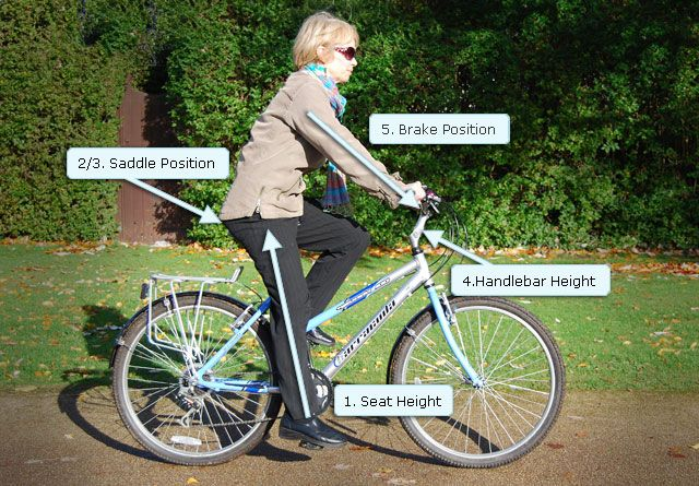 Proper Bike Riding Position I Want To Give This And A