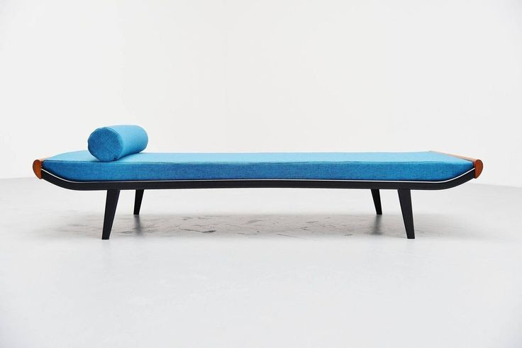 Dick Cordemeijer Cleopatra Daybed with Mattress for Auping, 1954 2