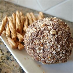 Chocolate Chip Cheese Ball - Allrecipes.com Yummy