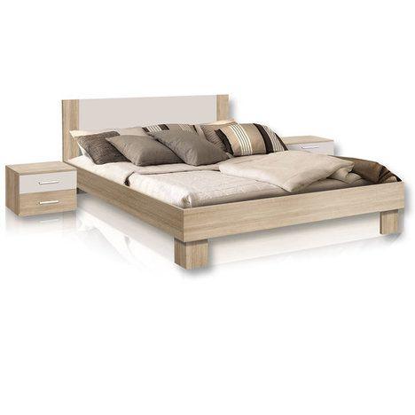 ber ideen zu bettgestelle auf pinterest selbstgemachte bettrahmen und palettenbetten. Black Bedroom Furniture Sets. Home Design Ideas