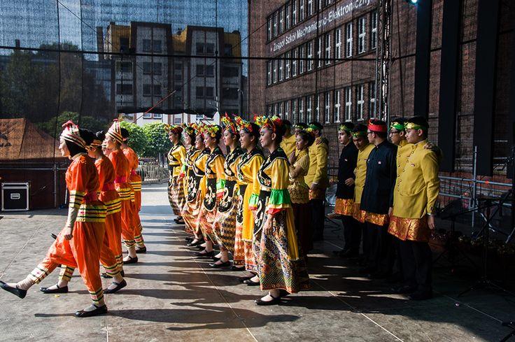 Koncerty zespołów folklorystycznych na Dniach Bytomia 2014   fot. Natalia Bojanowicz
