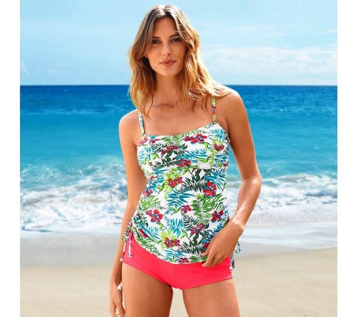 Tankiny top, odnímatelná ramínka | vyprodej-slevy.cz #vyprodejslevy #vyprodejslecycz #vyprodejslevy_cz #swimsuit