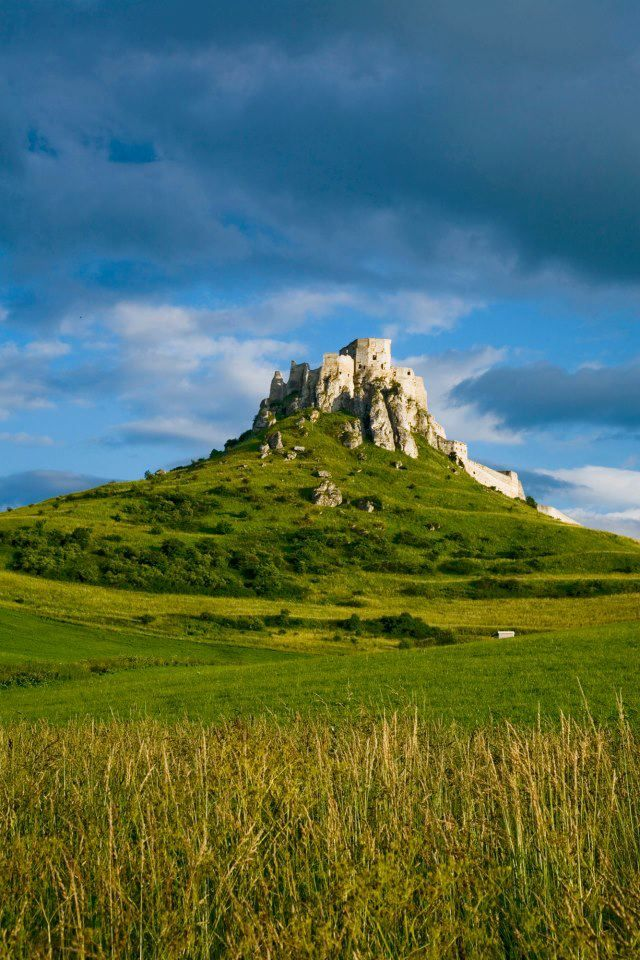 Szepes castle, Hungary
