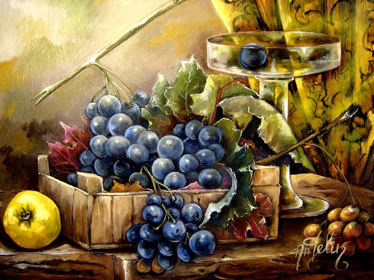 valery_3: Французская художница Lilian Angelin