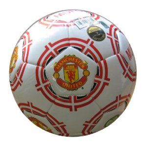 Manchester United Hitman Soccer Ball (size 5) by Rhinox. $22.50. A must have for Manchester United fans.. Official Size 5 Ball. Official Manchester United Merchandise. Officially licensed Manchester United merchandise. Highly quality PVC cover. Perfect to display in any case or on any shelf.