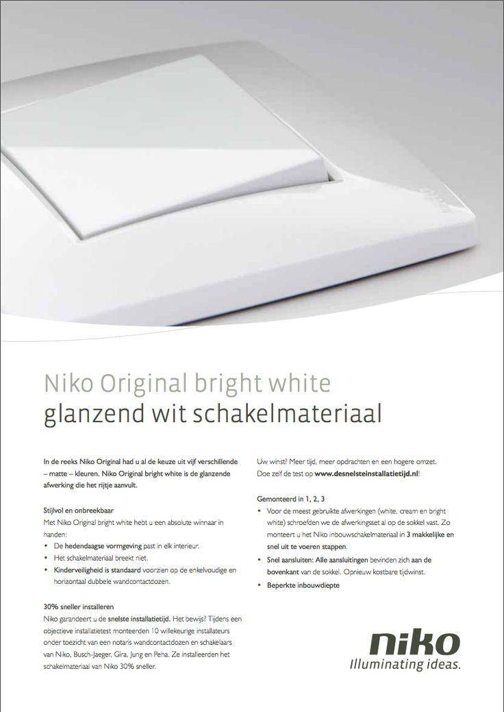 Brochure Niko Original